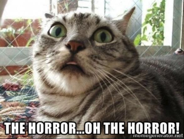 keyword stuffing horror