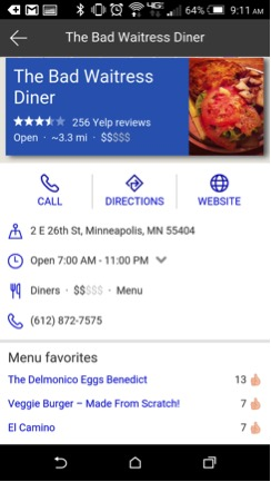 bing mobile search 2