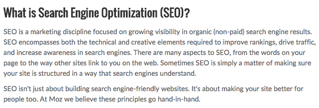 Search Experience Optimization The New Seo Sxo Uxo