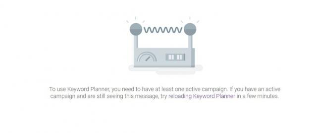 keyword-planner-message